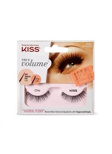 Kiss  True Volume Lash Chic Renksiz